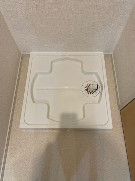 このようなタイプの防水パン640×640にドラム式洗濯機を設置する際、かさ上げ台は必要でしょうか? また、おすすめのかさ上げ台はありますでしょうか? 設置機種は日立のbd-sx110elになり...