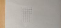 この図形の中に、長方形は何個ありますか?(歪んでるところが多くありますが、すべて正方形として見てください。)