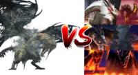 設定上なら、 死ハザクが最強の古龍である禁忌古龍に勝てると言う情報をよく見るのですが本当ですか?   またその場合、死ハザクは最強の古龍になるのですか?