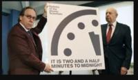 終末時計は無意味ではないですか?既に終末になっています。