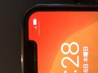iPhone11promaxで昨日このように画面右上のアンダーバーが波打ってWi-Fiもモバイル通信もできなくなりました。 電源おとしたり機内モードにしたりSIMカードを入れ直したりリセットしたりしましたがダメでした。故障でしょうか?