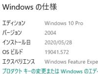 Windows10のアップデートに様子見とか言っていた人達が全滅。6カ月が経過してもう自動ではアップデート出来ないこと知らないのでしょうか? もうすぐ20H2にアップデートします...