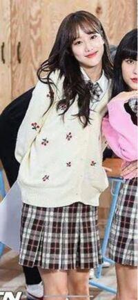 A-TEENのキムハナちゃんのようなカーディガンが欲しいのですが、おすすめのブランドはありますか?できればプチプラがいいです。 検索ワード:韓国 通販 ブランド A-TEEN キムハナ カーディガン 冬服 秋服