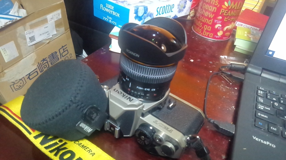 出目金レンズのカバーのようなもの : 超広角レンズはで前玉が丸く出っ張っていて、プロテクター用途のフィルターをはめられない(ねじ込み溝がなく、出目とも干渉する)上に、通常のプラスチック(または金...