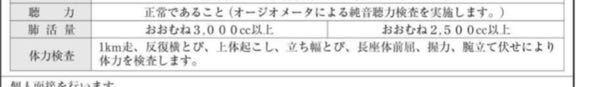東京消防庁の体力試験なのですがどのような形で行われてそれぞれどのくらいできたらいいですか?