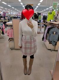 このファッション、可愛いですか?お礼25枚。