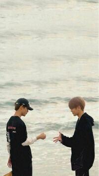 こちらのウィンウィンとジェヒョンの写真は、いつどこで撮られたものですか?(><) NCT NCT127 WayV