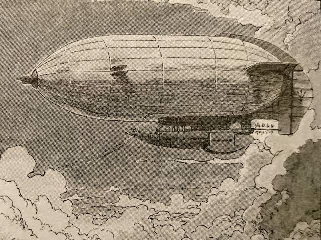 空挺ドラゴンズ と言うアニメを見ていて思ったんですが、 フィクションとは理解していますが、仮に旅客機やスカイダイビングできるくらいの高度で飛行船を飛ばした場合 現実的に人間が外に出ても風等で飛...