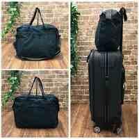 キャリーバッグにバッグ追加?  ビジネスバッグをキャリーオンし、 更にサイド等に装着できるバッグはないでしょうか? よろしくお願いします。