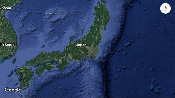 一度でいいから、太平洋の海水を全て抜いて、海底の地形を上空から眺めてみたくないですか? 多分、日本海溝の地形とか圧巻ですよ!!