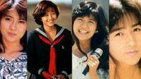 80年代アイドル四天王だったら誰が一番好きだった? (^。^)b  1、中山美穂 2、浅香唯 3、南野陽子 4、工藤静香