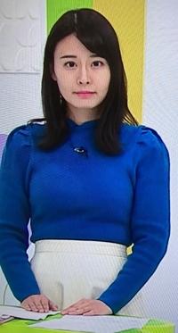 メーテレの望木聡子さんは、巨乳ですか?