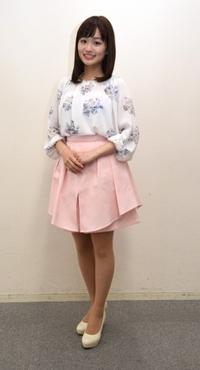 10月29日が24歳の誕生日のTBSアナウンサーの篠原梨菜ちゃんに似合いそうなコスプレって何だと思われますか?