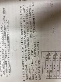 質問です。この問題の水蒸気圧というのは 飽和水蒸気量のことをいうのですか?