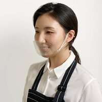 日本の女性芸能人でマウスシールド(透明マウスマスク)が最も似合いうる人と言うと、誰を思い浮かべるところでしょうか?