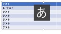 パワーポイント 使い方 図表の通し番号 画像のように、パワーポイント上で各行にデータを入力しています。 一番上に段落番号1を振っているのですが、これが下の行に連続して2.3.4…と自動で連番で入力されるには...