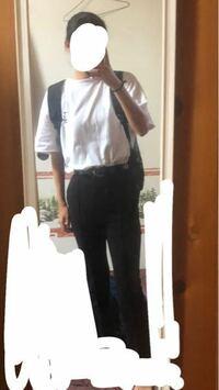 高校生です!! 今日バイト面接なのですが、 この服装で面接はやばいですか?  アドバイスお願い致します。 また、リュックでも大丈夫ですか!!