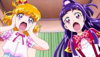 魔法使いプリキュア 十六夜リコ、朝日奈みらい どっちが好きですか! 自分は十六夜リコが好きです!