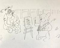 ディズニー アールビバン アーティスト名を思い出せない。  質問は2つです。 1)2020年11月13日〜16日に、サッポロファクトリーホールで開催されていたアールビバンの「ドリーム・アート・ワールド」&「HUN...