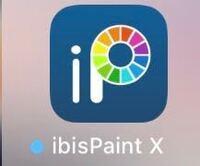 ibisPaint Xをアップデートした後にアプリを開こうとしたら、何故かアプリが落ちてホームに戻ってしまいます。 アプデをする前にはなかった「ibisPaint X」文字の横の青い点と、アプリが落ちてしまうのは関係あるのでしょうか? そして、どうすればアプリを開くことが出来ますか…?