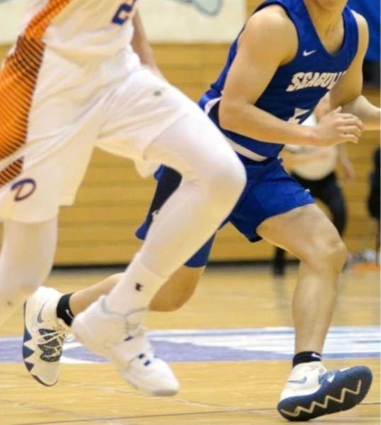 河村君が履いているこのバッシュはなんですか? #バスケットボール