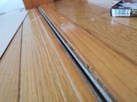 この引き戸のレールのみ交換可能でしょうか? 品番など分かりますでしょうか