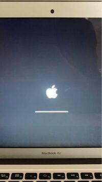 MacBook Air early2015を使用しています。 Big Surにアップデートして不具合多過ぎたので  shift + option + command + Rで起動 ↓ ディスクユーティリティからディスクを消去 ↓ Time Machineバックアップから復...