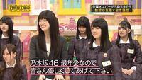 乃木坂工事中の未公開映像の中に、3期生PR回が入ってるものってありますか? 1期がスーツ姿の回です 「○○(メンバーの苗字)工事中」に収録されてたりとか