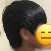 至急お願いします! この髪型でも前下がりマッシュできますか?