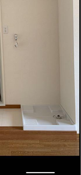 引越しをするのですが、どうしても洗濯機はSHARPのドラム式洗濯機ES-S7E-WLを使いたいと思っています。しかし、内見時に洗濯機置き場のサイズやホースの種類?など確認し忘れてしまい入居日まで...