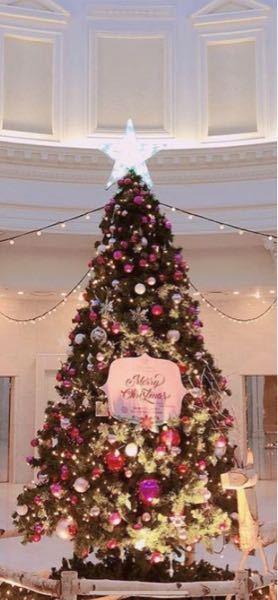 このクリスマスツリーはどこのホテルにあったものでしょうか? とても綺麗で何処なのかなぁ??? ってすごく気になっています!! 画像が粗くてすみません! 教えてくれる方お待ちしてます!!