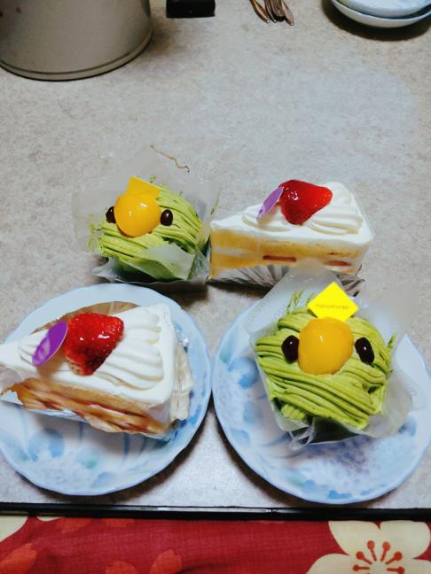 ケーキ 美味しそうですか?