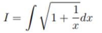 不定積分に関する問題です。解ける方よろしくお願い致します。
