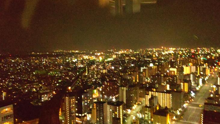 仙台市と広島市 お前等はどちらが都会だと思うか? 俺は仙台市の方が都会だと思う! 写真は仙台市の夜景だ!