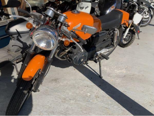 はじめまして!写真だとわからないかもしれませんが画像のバイクのヘッドライトのサイズがわかる方教えていただけませんか?