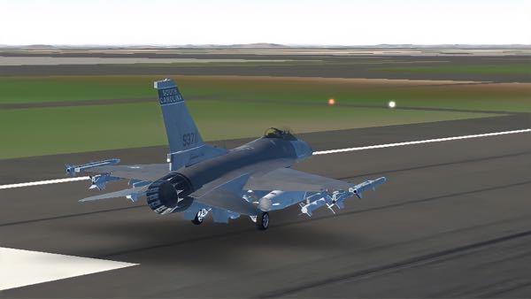 Infinite Fliahについて質問です 離陸の最中に滑走路から勝手に 左右に行く事があり、変な離陸 をするので、戦闘機や民間機を 真っ直ぐ飛ばす方法を教えてく ださい。
