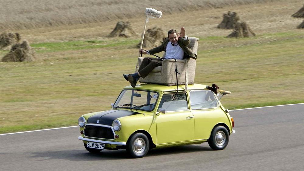 車のホイールについてです。 三菱のミニカにミスタービーンのミニのホイールをつけることはできますか? よろしくお願いします。