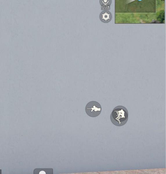 荒野行動で、マイトピアに入るとなぜかジャンプボタンとしゃがむボタンが重なっています。原因と直す方法を教えてください。