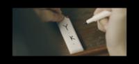 BTSのLOVE YOURSELF highlight Reel 起承転結 に出てくるユンギの相手役の女の子がライターに書いてるこのイニシャルは何のイニシャルですか?