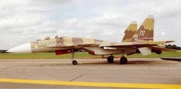 Su-37が開発中止になったのはなぜですか?