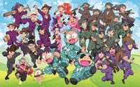 忍たま乱太郎のキャラでこの右上に映ってる灰色の忍者の人たちはどこの城の忍者ですか?