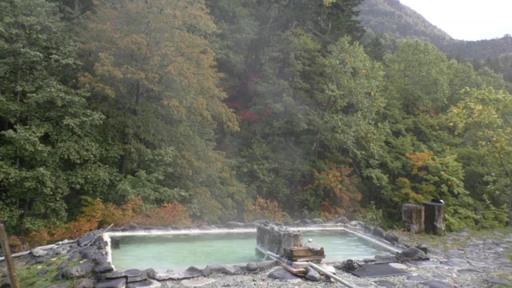 ブルマー将軍に質問です もし秘境地帯に移住したら毎日が 露天風呂ざんまいですよね?