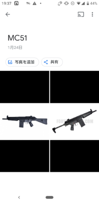 東京マルイのエアガンについて スタンダード電動ガンでMC51と89式5.56㎜小銃の固定銃床式、どちらがおすすめですか? 今のところこの二つで迷っています。  あと、こちらの写真はMC51ですが、固定ストックとスライドストックではどちらがおすすめですか?