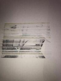 エプソンプリンター複合機 PX-780F を使用しているのですが印刷に線が入ってしまっていたので、プリントヘッド位置調整を調整したのですが、余計に見えなくなってしまいました。 どうしたら調整して直せますか? わかる人教えてもらえると助かります。