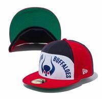 近鉄バファローズの野球帽、このキャップに似合う街中コーディネートを教えてください。