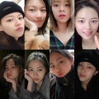 TWICEジョンヨンちゃんと、ITZYリュジンちゃんのすっぴんやナチュラルメイクが好きなのですが、韓国人の方で同じようなお顔の方いたら教えてください!K-POPアイドルじゃなくてもいいですが、芸能界にいる韓国人の方 でお願いします!