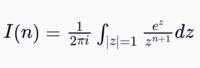 大学数学の問題です。 現在、理系大学に通う1年生なのですが、画像の問題の解法がわかりません。 複素積分の問題です。 お得意な方、どうかお願いします。