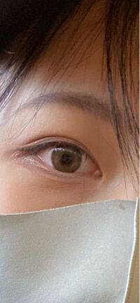 この目末広二重ですか?奥二重ですか?私の目って綺麗な方なんでしょうか、、? また、いま18なんですけど、なんだか目が老けて、疲れているように見えます、、 うまく改善する方法はありますか?