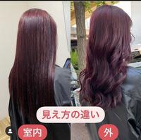 この髪色が似合う人はイエベとブルベどっちですか?