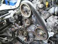 このエンジンのタイミングベルトの脱着、合いマークの合わせ方を細かい手順で教えて下さい。ベルトが上手くつけれなくて困ってます。